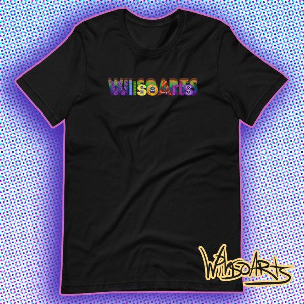 Wilsoarts t-shirt